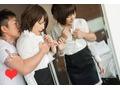Mihono #3 鏡の前でパンストを破られて乱れてしまうエッチ